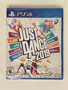 New! JUST DANCE 2019 [Playstation 4, PS4] Sealed - Ships Free