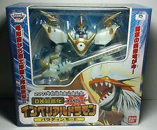 Rare Japanese Bandai Digimon Digivolving Imperialdramon Paladin Mode DX Figure