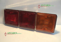 Right Side Rear Light Complete for Fiat 132 First Series > 1973 ALTISSIMO