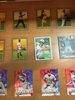 2020 TOPPS SERIES 1 TOPPS INSERTS, Chrome, Parallels, Trout (You Pick Card) BJ