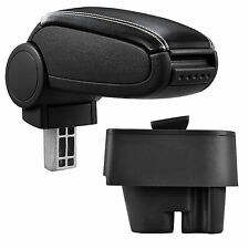 [pro.tec] Peugeot 207 SW CC Fit Center Armrest/Armrest NEW Artificial - Leather