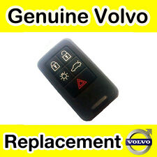 Genuine Volvo S80 II V70 III XC60 S60 V60 (07-) Key Fob Rubber Buttons (Type 5)