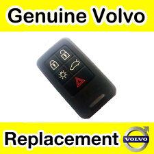 Genuine Volvo S80 II V70 III XC60 S60 V60 (07) Llavero botones de goma (tipo 5)