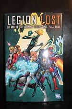 DC Comics Legion Lost By Dan Abnett, Andy Lanning, Olivier Coipel & Pascal Alixe