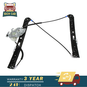 Electric Window Regulator  For BMW 3 Series E46 Front Right Driver Side 4 Doors