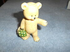 Danbury Mint - Teddy Bears - Picnic Bear