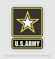 Mini US Army Window Decals Vinyl Sticker Military Emblem Outdoor Durable