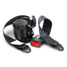 1set 3 Point Harness Safety Belt Shoulder Adjustable Seat Belt Kit Car Universal