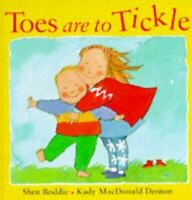 Very Good, Toes are to Tickle, Roddie, Shen, Hardcover