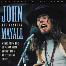 JOHN MAYALL - The Masters - 2 CD NEU --- The Turning Point