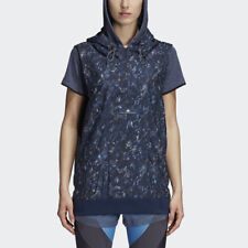$150 adidas STELLA McCARTNEY Run AdiZERO GILET sz S/M training vest jacket shirt