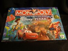 Monopoly Disney Pixar Edition (Board Game) Toy Story
