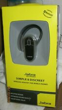 Jabra Bt2010 Black Bluetooth Wireless Headset
