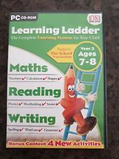 Learning Ladder Math Reading Writing  Year 3 Ages 7-8