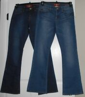 "Lucky Brand denim jeans ""Sofia Jeans"" boot cut dark or light asst.sizes NWT"