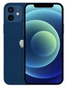 Apple iPhone 12 Mini 128gb 5g blau Unlocked NEU 16/01/2022 Garantie + NEU G-Case