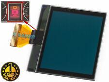 KOMBIINSTRUMENT ANZEIGE LCD DISPLAY FÜR AUDI A4 B6 B7 TACHOMETER FIS/MFA BREMSE