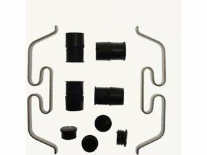 Front Brake Hardware Kit For 16-18 Volvo XC60 XC90 XF42N3