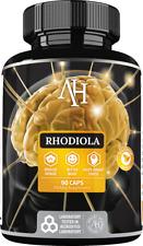 APOLLO di radice di Rhodiola rosea 450 MG 90 TAPPI & stress fatica