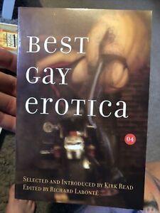Best Gay Erotica Paperback Book  (rare) Kirk Read & Richard Labonte
