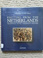 Knitting from the Netherlands Book