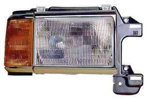Headlight Combination Assembly Right Maxzone 331-1107R-CSU