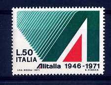 ITALIA REP. - 1971 - 25 anni di Alitalia (1946-1971). E4410