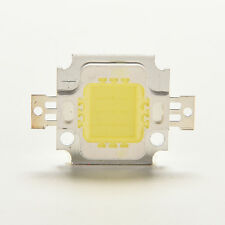 10/20PCS 10W SMD Flood Light Led Chip Light Cool/Warm White High Power 30Mil