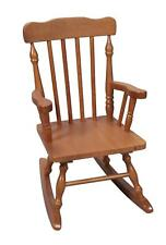 Gift Mark Child?s Colonial Rocking Chair Honey