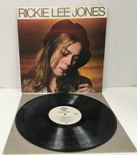 Rickie Lee Jones Self-Titled 1979 Vinyl LP ~ Record is EXC ~ Cover is VG  Vinyl