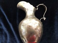 Small sterling silver jug made in England