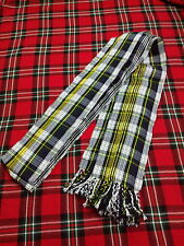 Men's Kilt Fly Plaids Dress Gordon Tartan 3 1/2 Yards/Dress Gordon Kilt FlyPlaid