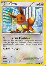 Evoli - N&B:Glaciation Plasma - 90/116 - Carte Pokemon Neuve Française