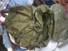 Genuine Us Military Od Alice Field Combat Pack Nylon Medium no Straps