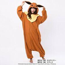 Pokemon Eevee Kigurumi Cosplay Costume SAZAC 4560419580563 Brown Polyester