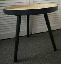 Sasha Antracite Grey Sidetable Bought From NEXT
