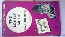 the lonely skier michael innes PB a white circle pocket novel nd vintage pb