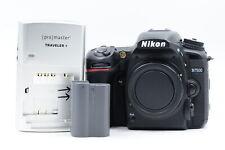 Nikon D7500 20.9MP Digital SLR Camera Body #406