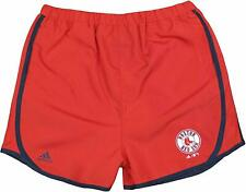 Adidas MLB Youth Girls Boston Red Sox Lightweight Charger Shorts