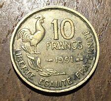 PIECE DE 10 FRANCS 1951 (162)
