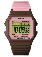 TIMEX 80 Classic T2N266 Orologio Digitale Unisex Vintage Style
