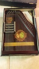 4 CHORD AUTOHARP / ZITHER SPECIAL PANAMA MODEL 1915 PIANOETTE ADVERTISING CO