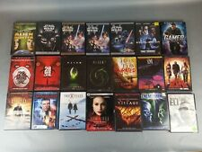 Lot 21 Assorted Sci Fi and Horror Dvds Star Wars Cell Alien 28 days Eli Bats +