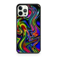Extravagant Oil Spill Colours Pattern Covered Artistic Camo Phone Case Cover