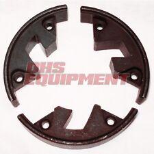 Wacker Wp1540 Wp1550 3-Piece Centrifugal Clutch Shoe Set - Wacker Part 0086230