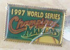 Florida Marlins 1993 Inaugural Year lapel pin MLB