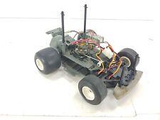 Vintage Kyosho Mr. Wheelie Mini 1/18 Scale 2wd RC Stunt Car Used