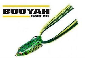 Booyah Pad Crasher Standard Hollow Body Frog - Bass Fishing Bait/Lure
