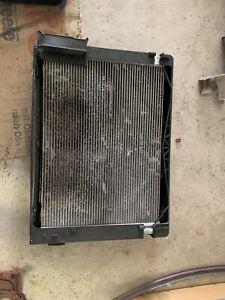 BMW 5 F10 Kühlerpaket 8509171 Frontmaske  Klima Kondensator Wasser Kühler