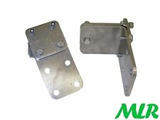 FORD ESCORT MK2 ALLOY ALUMINIUM RACE RALLY SPOT LIGHT / LAM BRACKETS CIBIE ARN